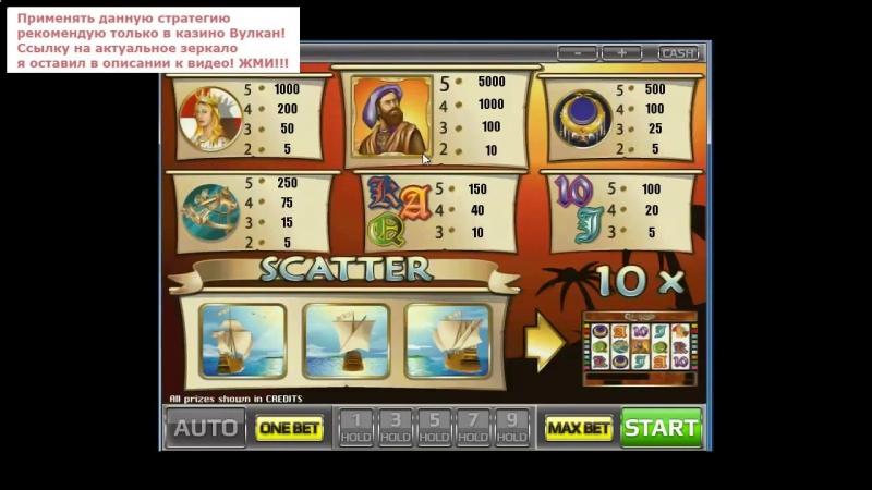 Прибыльная стратегия игры в игровой автомат Columbus (Колумбус)