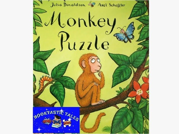 MONKEY PUZZLE- READ ALOUD CHILDRENS BOOK