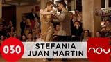 Juan Martin Carrara and Stefania Colina Volvi