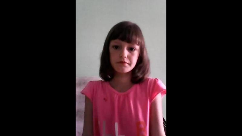 Ксюша Афонина - Live