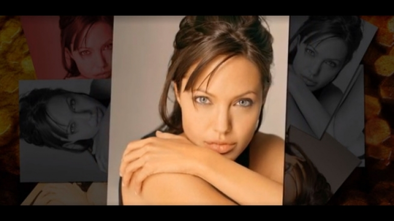 Анджелина Джоли Angelina Jolie для журнала Rolling Stone август 2003