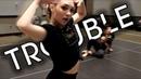 Trouble Luciana Nytrix Radix Dance Fix Season 2 Brian Friedman Choreography