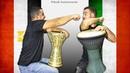 Egyptian Aluminum Darbuka VS Ceramic Darbuka Who is your Winner