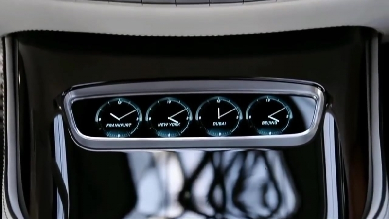 2019 Mercedes S-class coupe interior