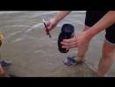 Неожидали?😨Протестировали в воде колонку JBL SAMSUNG S9 💪👍🙌