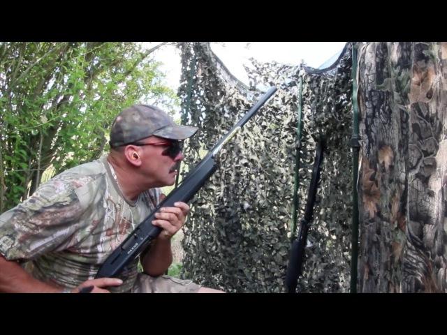 The Shooting Show - heatwave pigeon shooting with Geoff Garrod