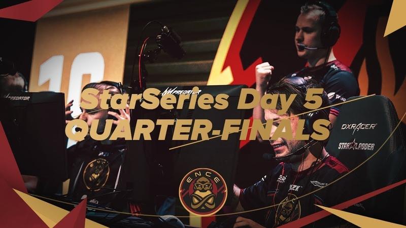 StarSeries i-League Season 6 Day 5 - Quarter-Final vs. BIG