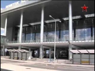 Ополченцы заявили о взятии под контроль терминала донецкого аэропорта   Телеканал «Звезда»