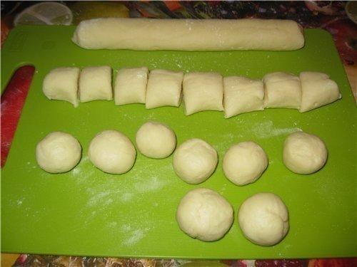Творожные шарики Ингредиенты: - 250 гр творога - 1 яйцо -