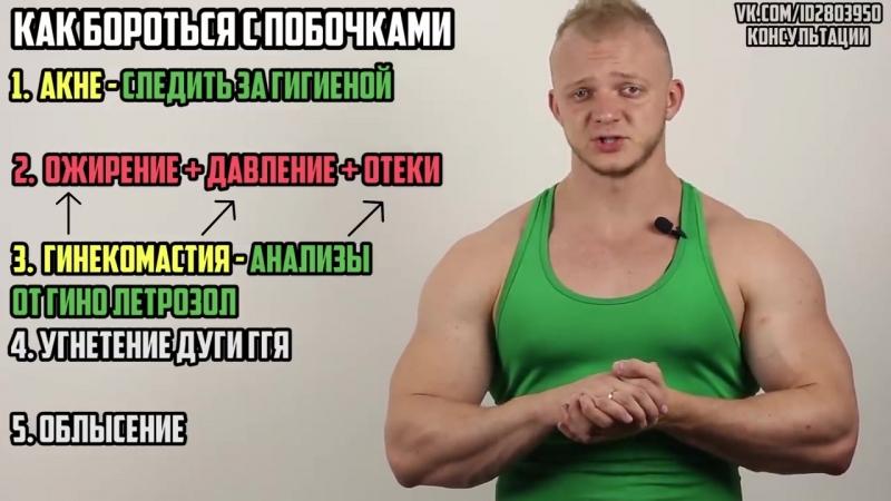СУСТАНОН 250 ( ОМНАДРЕН 250) Обзор анаболического стероида Александр Никулин