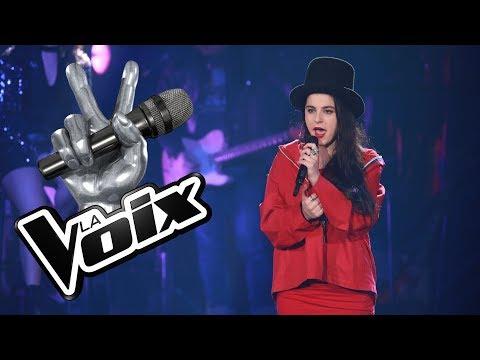 La Voix 6 Chant de bataille de Miriam Baghdassarian Formidable