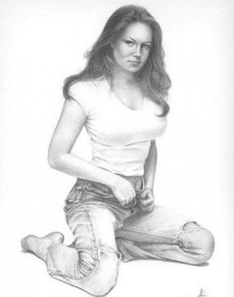 женщины в ласинах фото