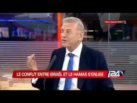 Le Hamas : une création d'Israël - Hamas a creation of Israel