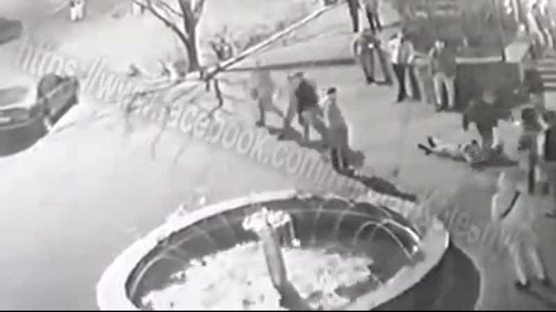 Реформа удалась: хулиганы избили криворожских полицейских иотобрали унихоружие