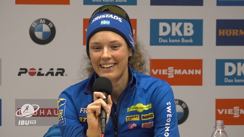 RUH19 Womens Sprint Press Conference