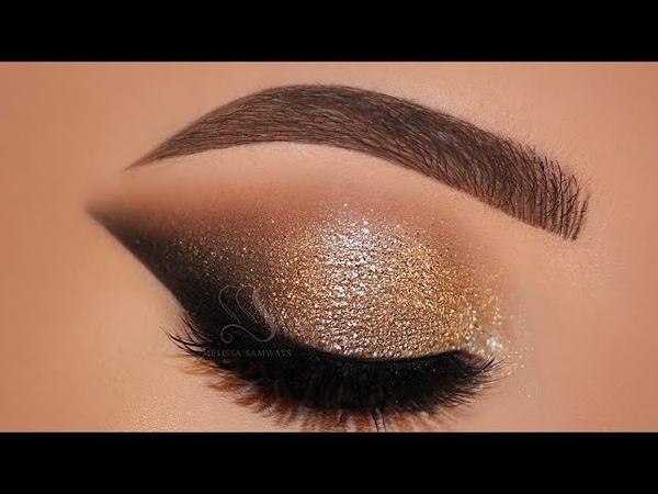 Christmas New Year Glam! Full Face Makeup Tutorial | Melissa Samways 🎅🏻🎄🎁
