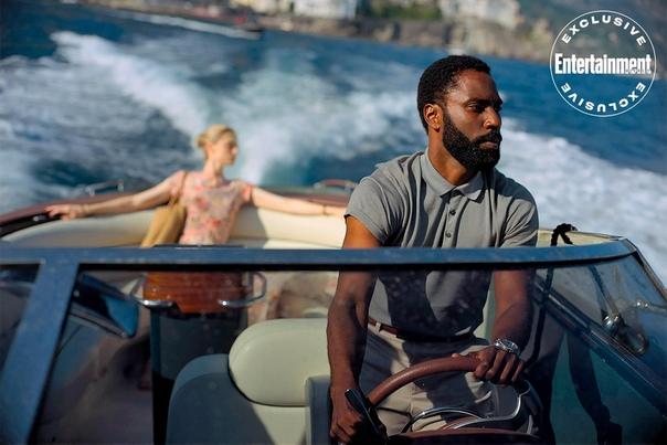 Первые кадры нового фильма Кристофера Нолана «Довод»