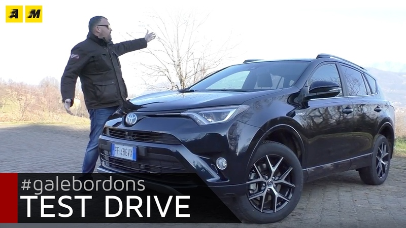 Toyota RAV4 Hybrid | Test drive AMboxing [ENGLISH SUB]