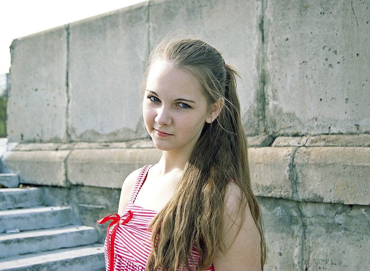 Девушка 13 фото
