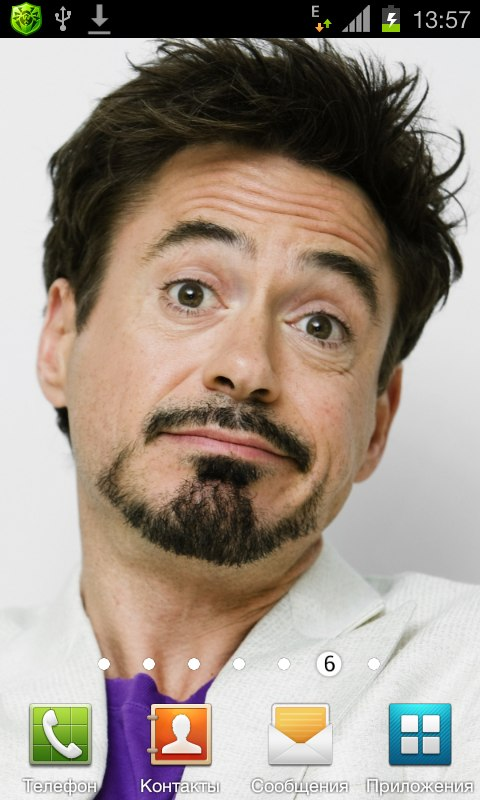 Robert Downey Jr***