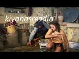 Meral Zeren anadan doğma banyo sahnesi-önü görünüyor - nude erotik scene in a turk film