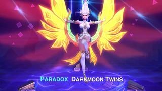 New Hero Preview - Paradox Moon Dance(Original & Darkmoon Twins Skin)