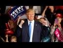 Выступление Дональда Трампа после победы на выборах президента США