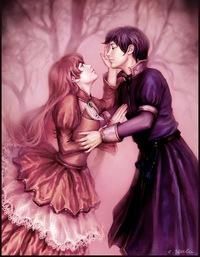 Фото-пленэр Anti/ Ромео и Джульетта