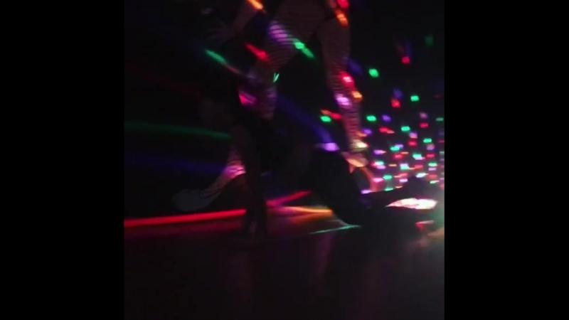 Танцули( С тренировок связка )