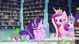 My Little Pony FiM Сезон 6, серия 2 The Crystalling - Part 2 HD русские субтитры