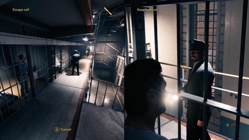 Прохождение A Way Out 2 (PC) - Не все так просто