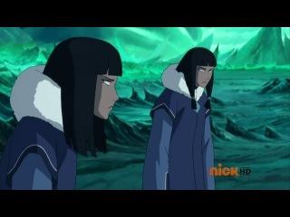 Аватар: Легенда о Корре (2 книга) 9 серия / Avatar: The Legend of Korra (2 книга) 9 серия озвучил  RainDeath