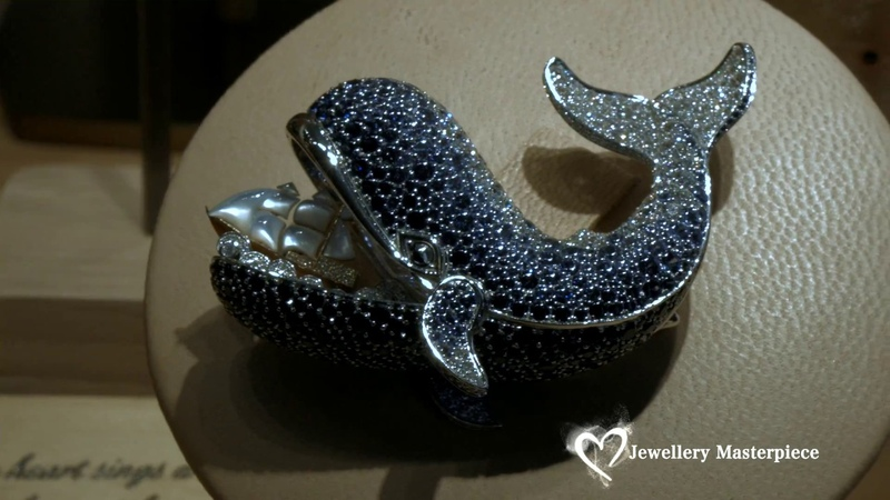 New High Jewelry collection Le Secret, by Van Cleef Arpels