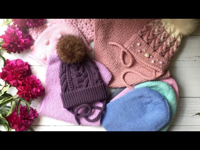 Навязала! Детские комплекты ( шапка/снуд/шапка бини ) .
