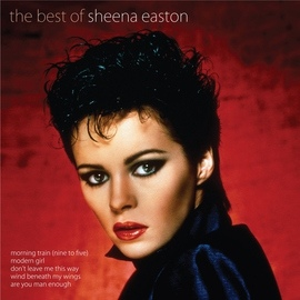 Sheena Easton альбом The Best Of Sheena Easton