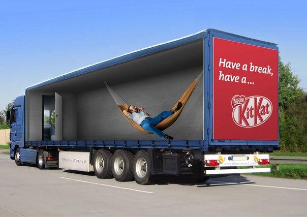 Imágenes curiosas de campañas publicitarias