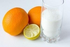 Апельсиновый джем в микроволновке