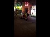 Ein Video aus Essen das zeigt welchen Respekt Polizei und Rettungskr