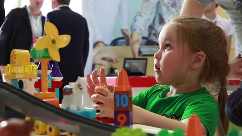 Трина Трейн, руководитель департамента дошкольного образования LEGO EDUCATION