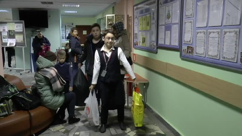 АКЦИЯ ДОБРО И ТЫ 2018 ГБОУ ШКОЛА №1355 ЮЖНОЕ БУТОВО