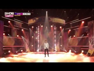 Nam Woohyun - If Only You Are Fine  @ Show Champion 180912