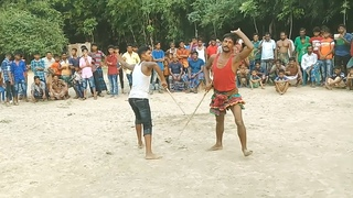 Incredible traditional Lathi Khela by Muslim Community on the circumstance of Muharram