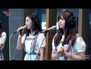 GFRIEND - Navillera, 여자친구 - 너 그리고 나 [정오의 희망곡 김신영입니다] 20160713