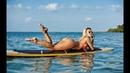 САП СЕРФИНГ модное хобби SUP SURFING a fashionable hobby 🏄