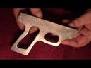 Литьё алюминия (изготовление отливки) / Как превратить пенополистирол в алюминий?