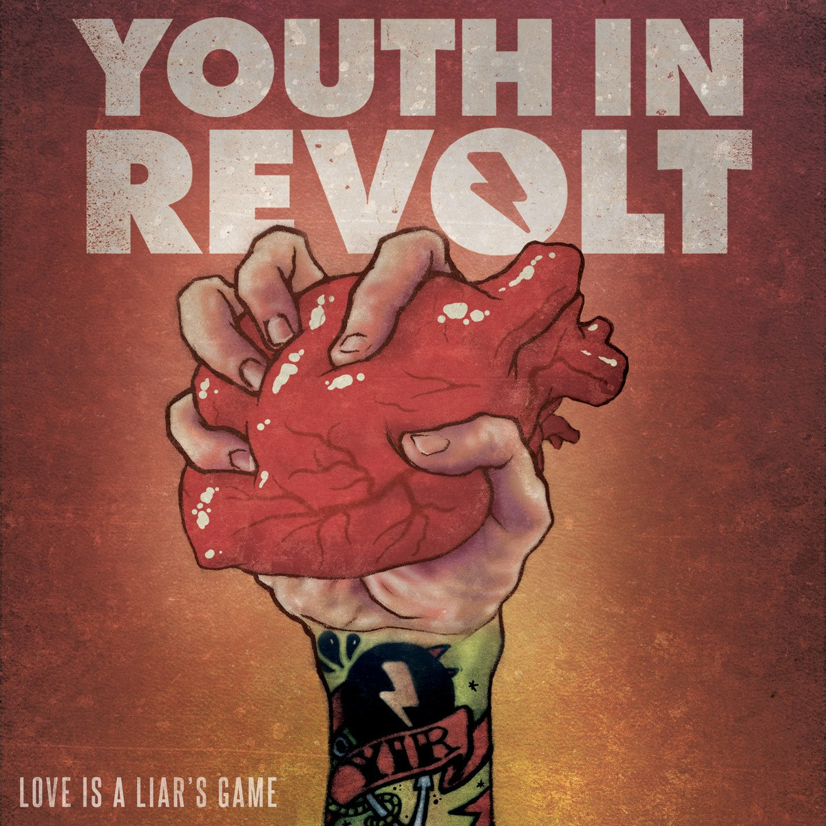Youth In Revolt - Love Is A Liar's Game [EP] (2014)