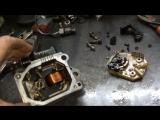 ТНВД VE с индуктивной головой управления ремонт