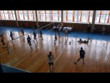 ДЮСШ Юність (Біла Церква) - ФСК Кристалл (Чортків) 3-0 Дитячої ліги з волейболу сере...