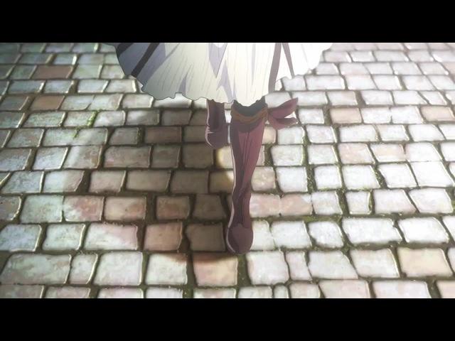 「ヴァイオレット・エヴァーガーデン」 Violet Evergarden CM 第2弾