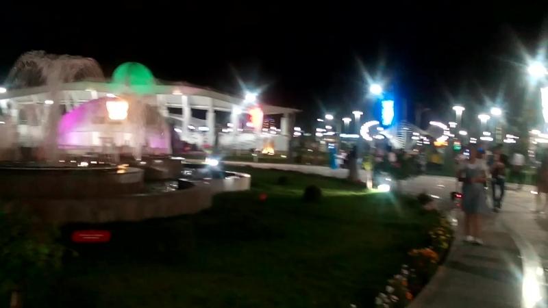 ПаркАшхабад в Ташкенте